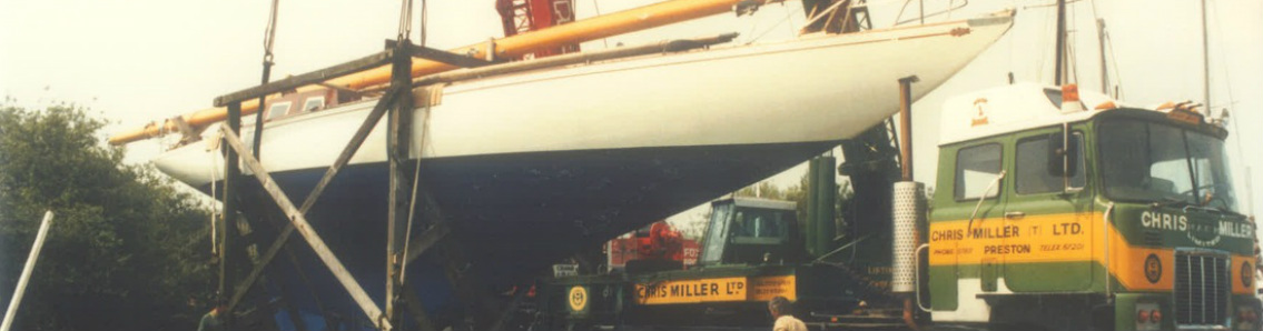1975-1985: Tony Walker's Sceptre conversion project